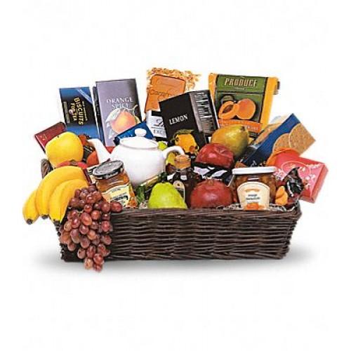 Grande Gourmet Fruity Basket