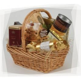 English Housewarming Basket