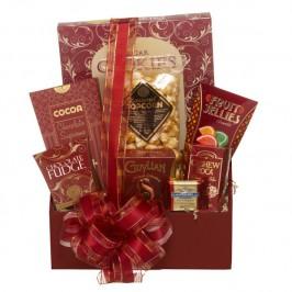 Caramel Gift Basket