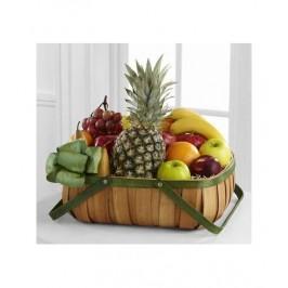 Christmas Gesture Fruit Basket