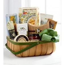 The FTD Heartfelt Gourmet Basket