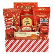 Holiday Gift Basket of Treats