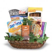 Sensations Organic Gourmet Basket