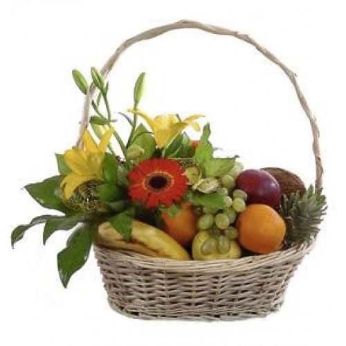Fruit Basket by GTA Gift Baskets
